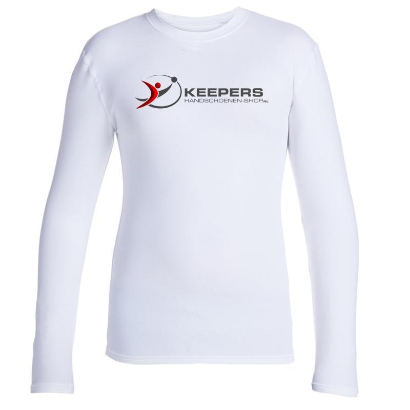KHS Thermoshirt LS Wit Junior