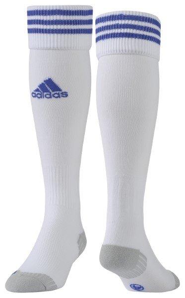 Adidas Adisock White/Bold Bleu