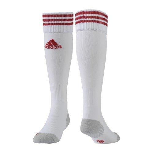 Adidas Adisock White/Power Red