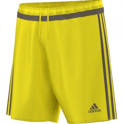 Adidas Short Campeon 15 Bright Yellow JR