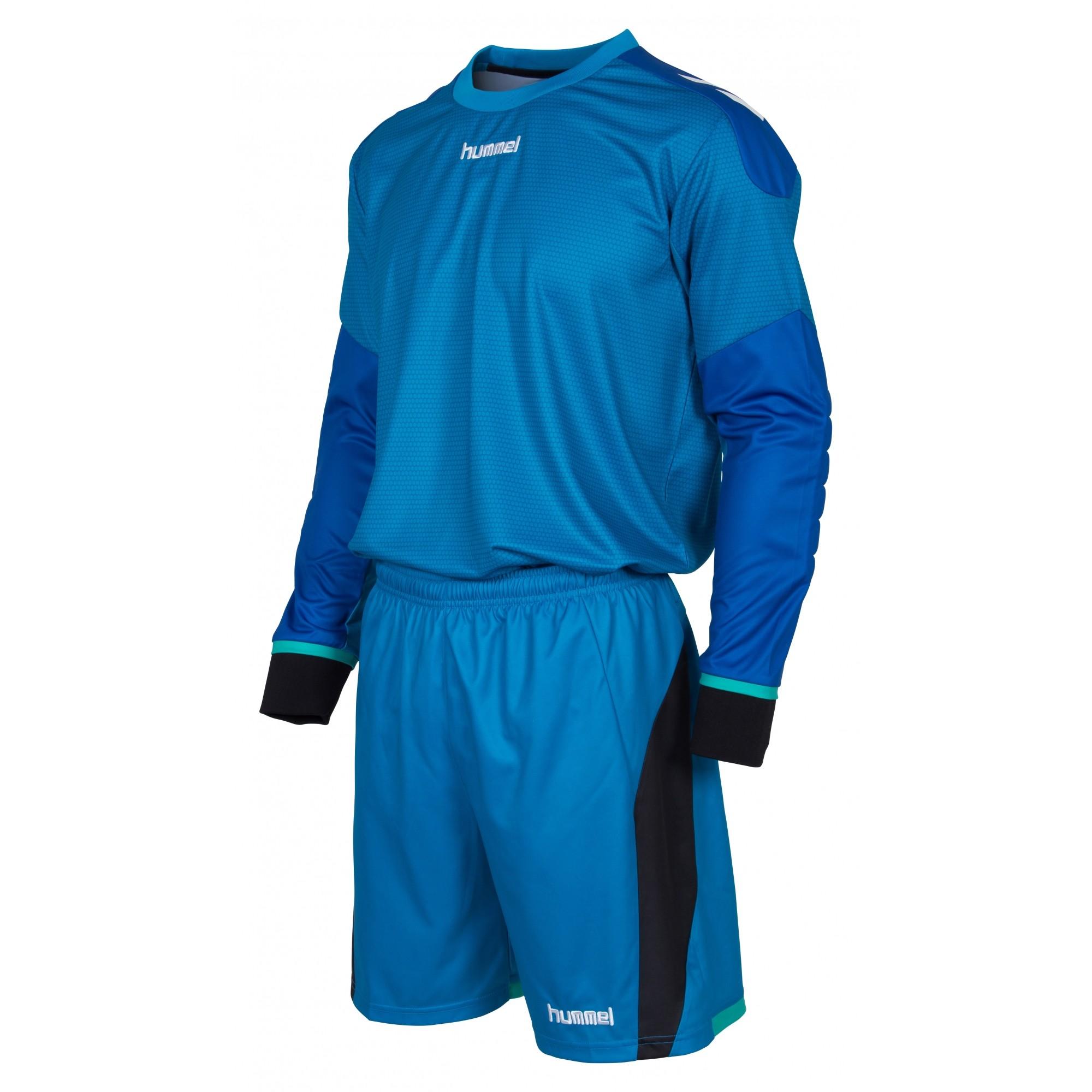 Hummel Fulham keeperset Blauw