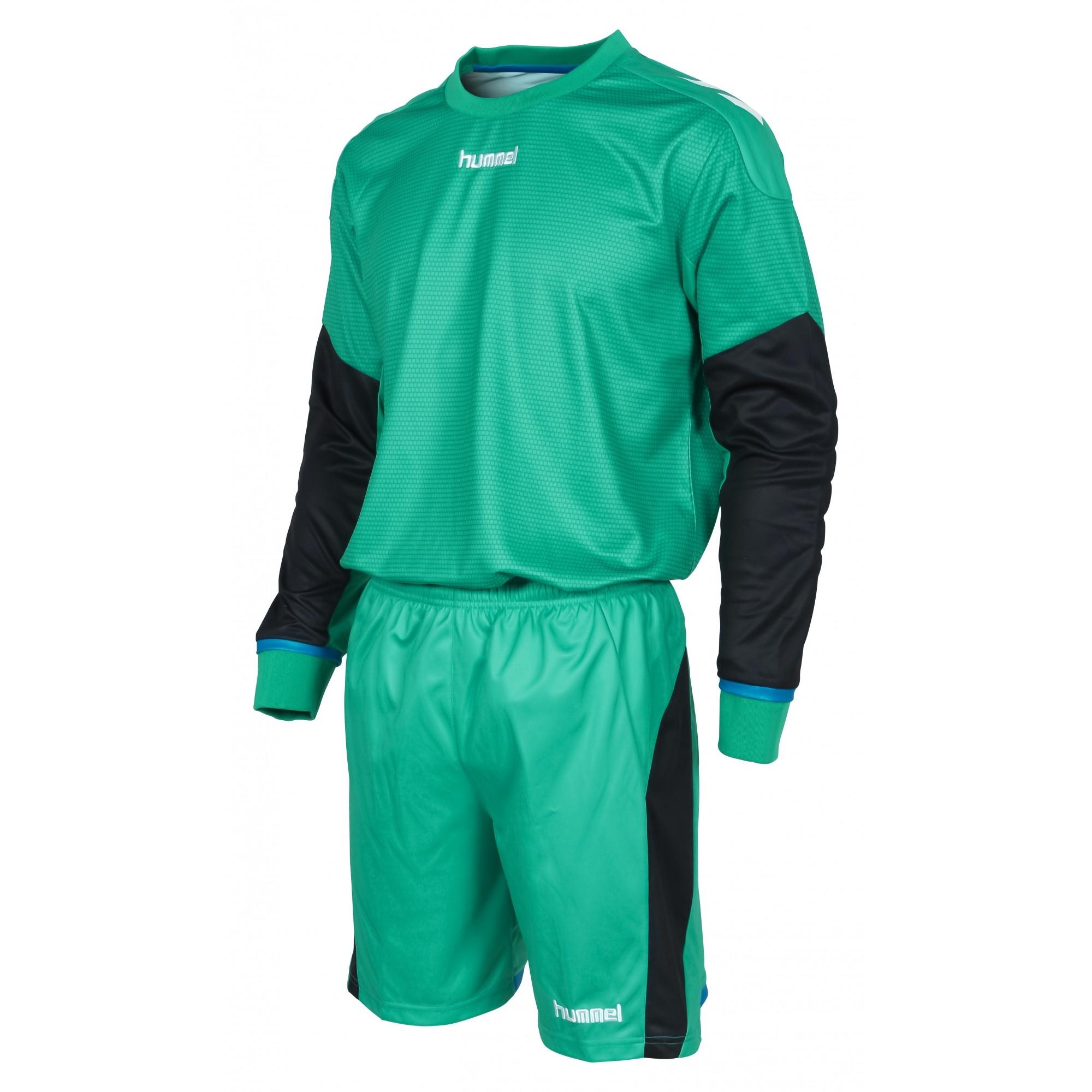Hummel Fulham keeperset Groen