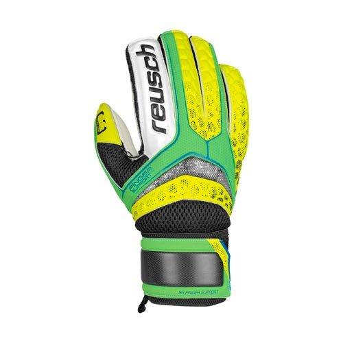 Reusch Re:pulse SG Finger Support Geel/Groen