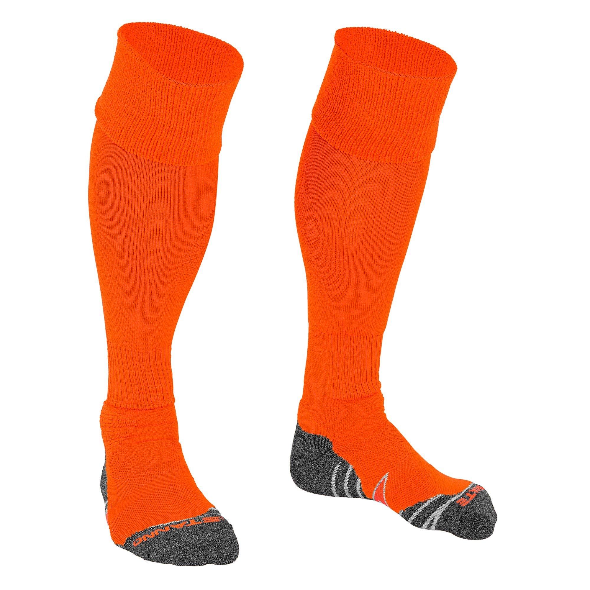 Stanno Uni Sock Neon Orange